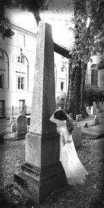 Abner Baker's grave