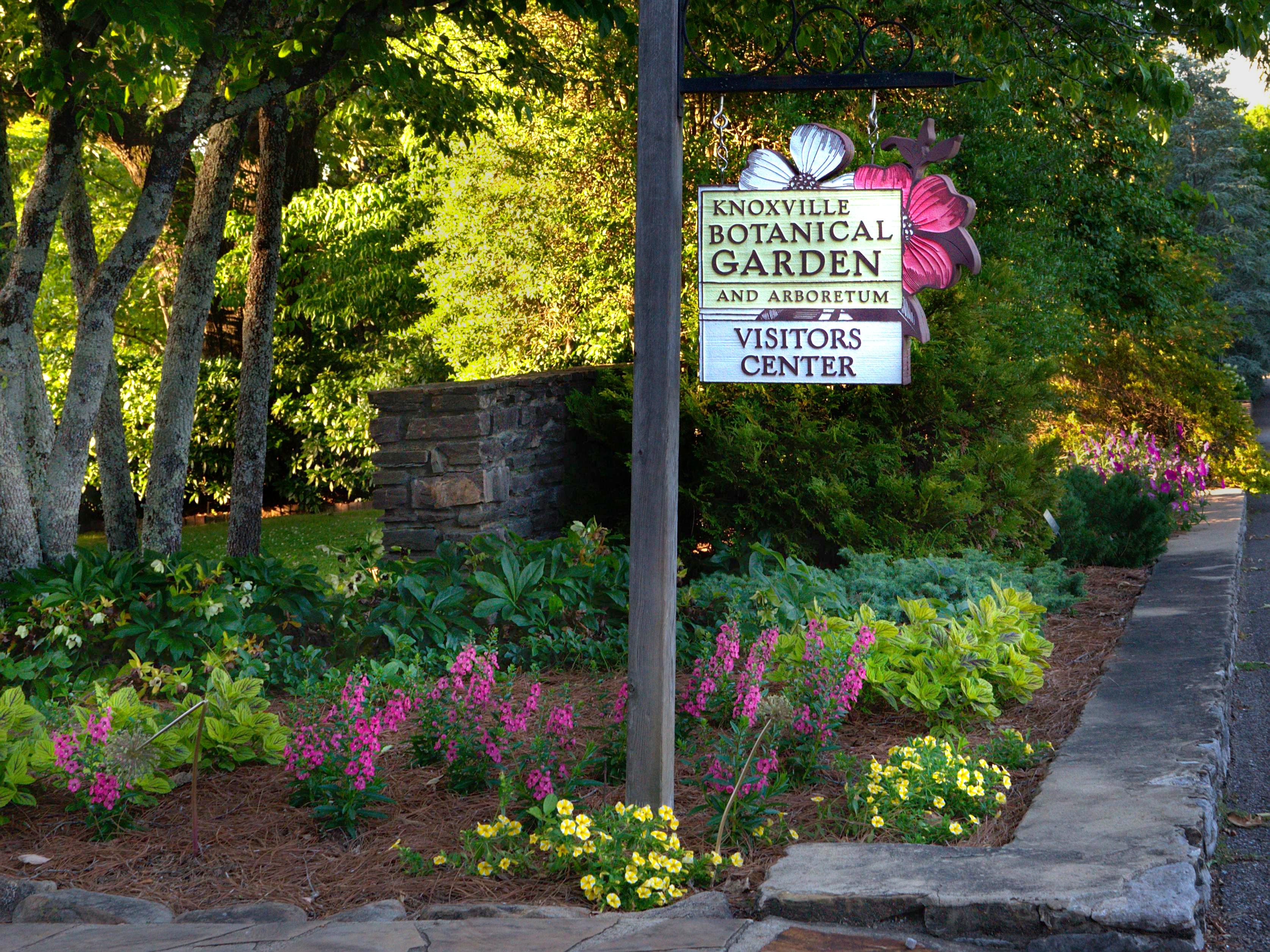 Knoxville Botanical Garden